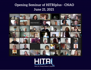 Opening Seminar of HITRIplus – CNAO: 119 participants